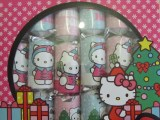 Hello Kitty Christmas Crackers