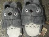 Totoro slippers!