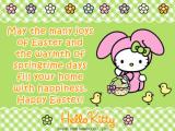 Happy Hello KittyEaster