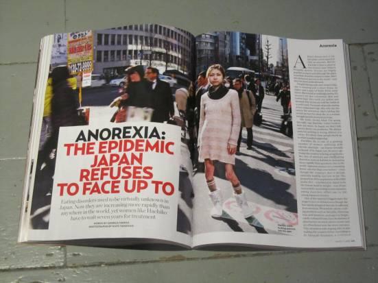 Marie Claire, June 2012