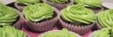 Monthly Recipe: Double Matcha & Chocolate MatchaCupcakes