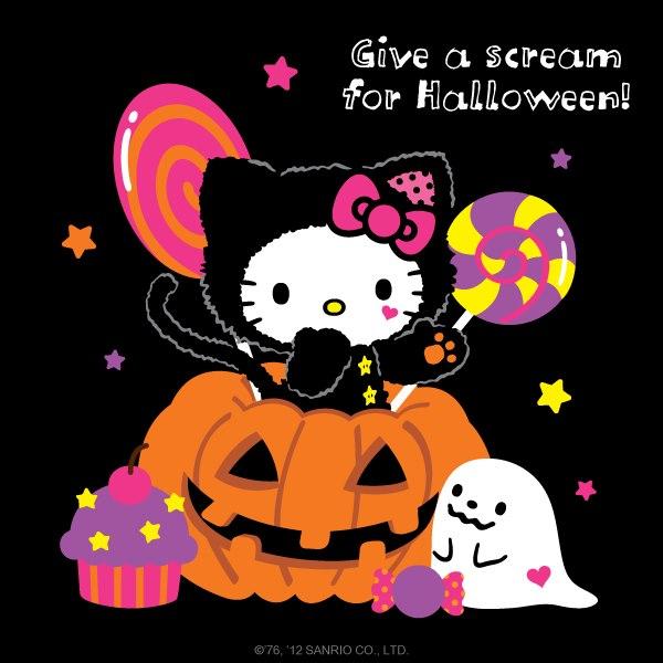 Happy hello kitty halloween haikugirl 39 s japan - Hello kitty halloween ...