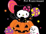 Happy Hello Kitty Halloween!