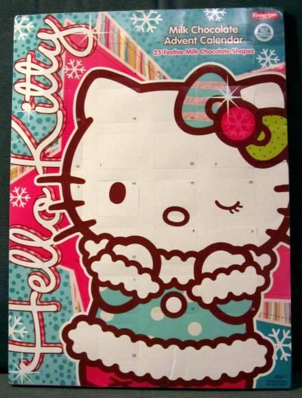 Hello Kitty Advent Calendar