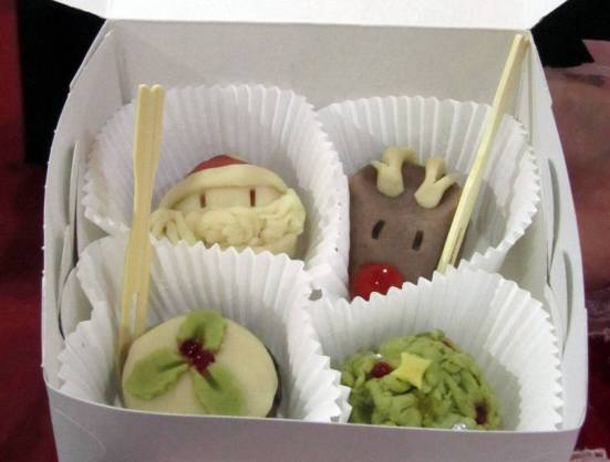 Japanese sweets from an-an
