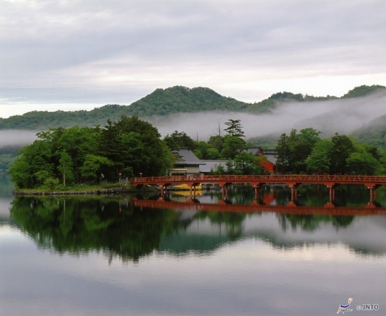 Akagi Shrine, Gunma ©JNTO