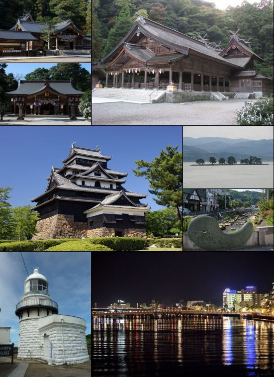 Matsue City, Shimane Prefecture