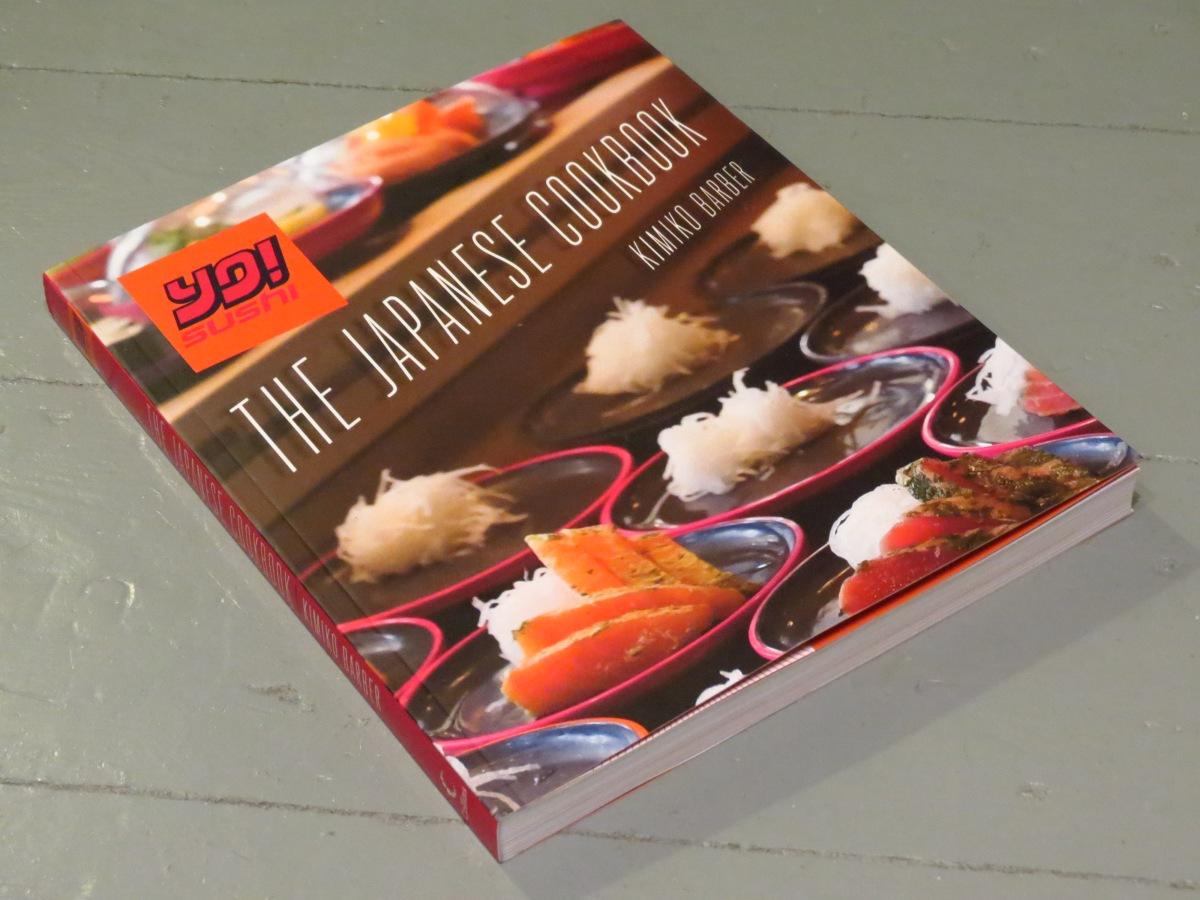 Yo! Sushi - The Japanese Cookbook by Kimiko Barber
