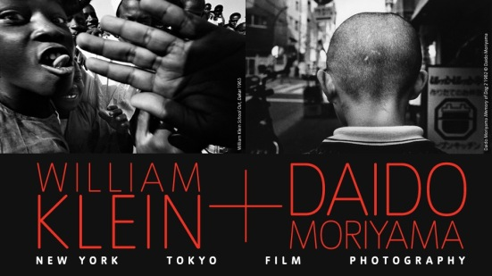 William Klein + Daido Moriyama