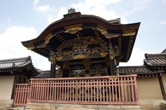 Karamon gate of Nishi Hongan-ji