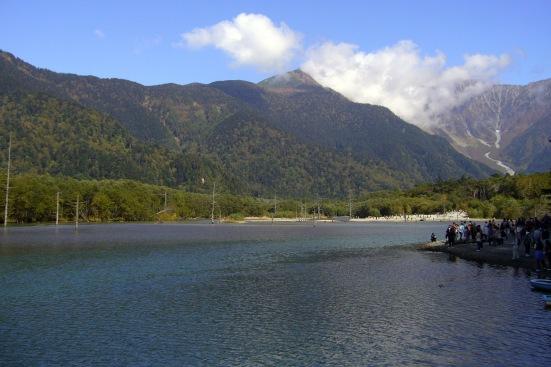 Lake Taisho