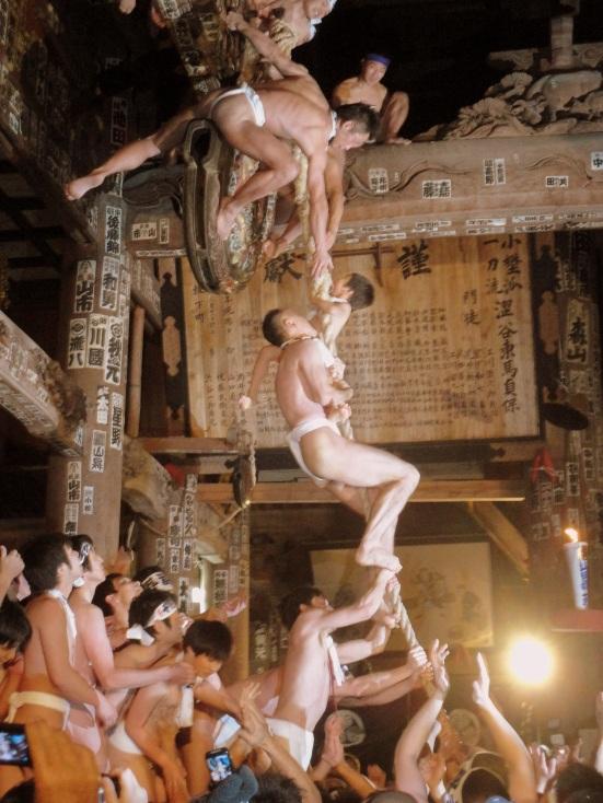 Naked Man Festival in Yan-aizu