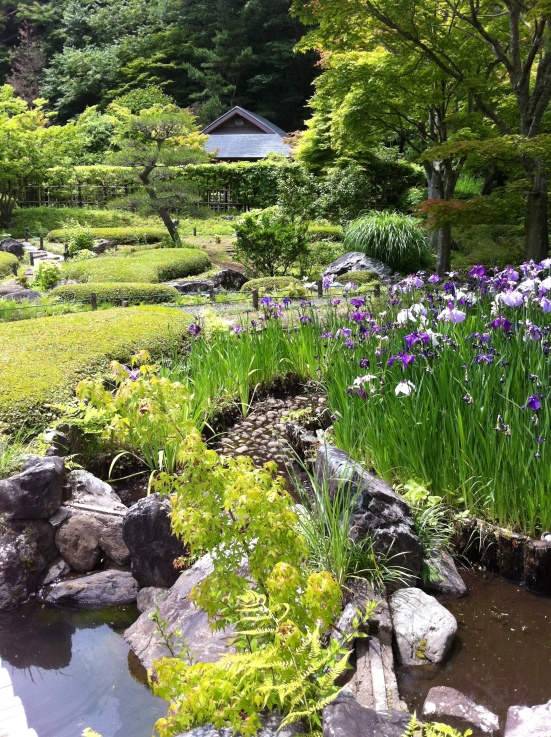 Beautiful Nanko Park, Shirakawa City, Fukushima Prefecture