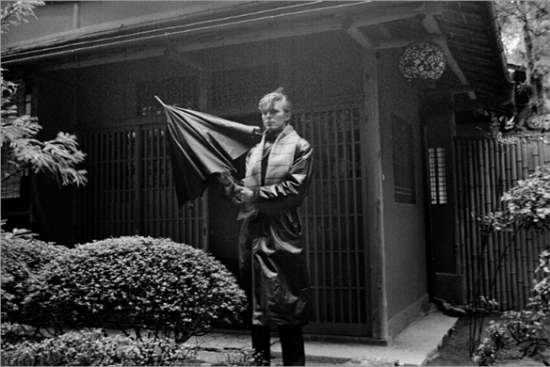 'The Same Old Kyoto' by Masayoshi Sukita, 1980
