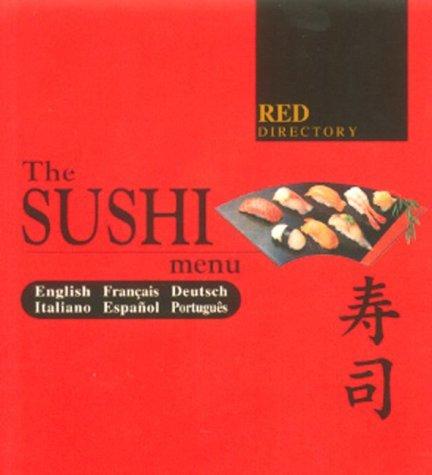 The Sushi Menu