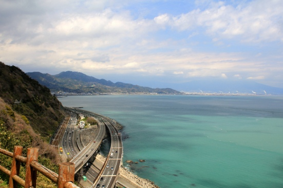 Satta-Toge Pass@Yui.Shizuoka.Japan by Kim.Sin