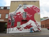 The Great Wave of Stokes Croft