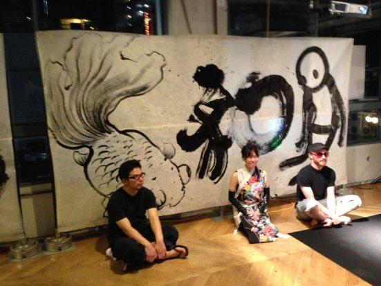 Riusuke Fukahori, Renka and Stik