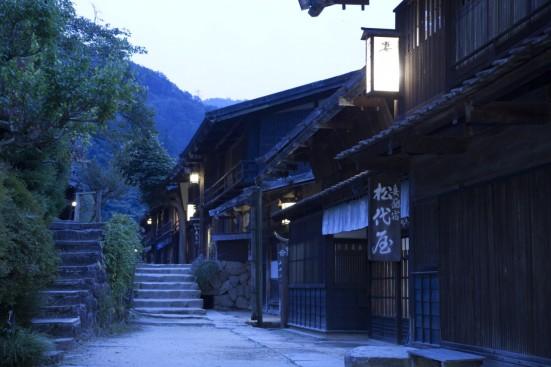 Tsumago-juku ©JTA/ ©JNTO