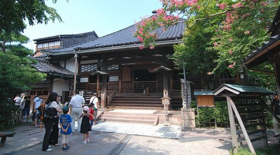 Ninjadera, Kanazawa