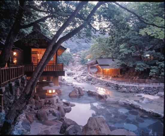 Takaragawa Onsen, Gunma