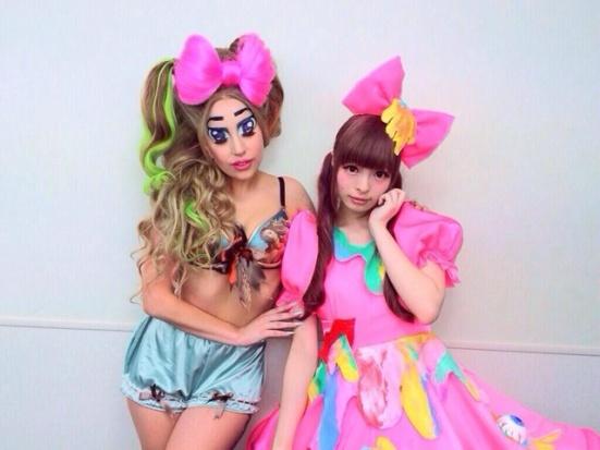 Lady Gaga & Kyary Pamyu Pamyu
