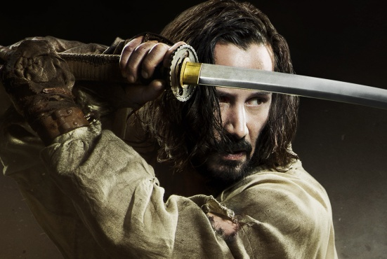 Keanu Reeves as Kai in 47 Ronin