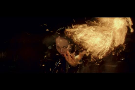 Flame-throwing Mizuki