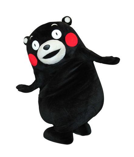 Kumamoto's mascot Kumamon