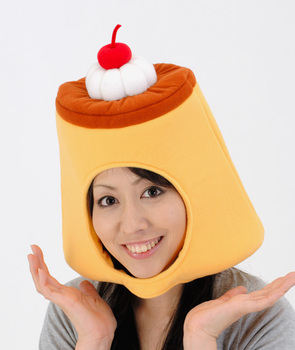 Pudding head
