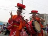 Postcard from Japan: Tohoku Rokkonsai(東北六魂祭)
