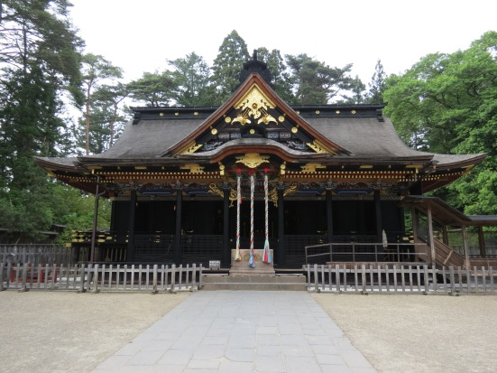 Sendai Osaki Hachiman Shrine