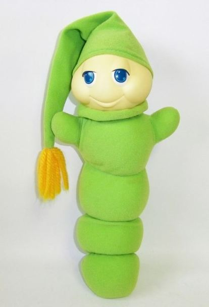 I Googled '1980s toys' and felt instantly 'natsukashii' when I saw this glow worm I used to have as a child