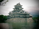 Japan 2014: Matsumoto – A Crow Castle & Lots of Frogs