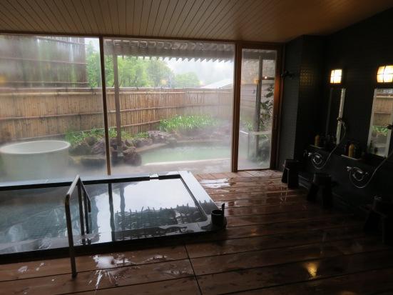 Hot spring in Hakone