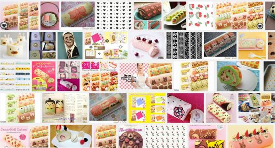 Google Images search for 'deco roll'