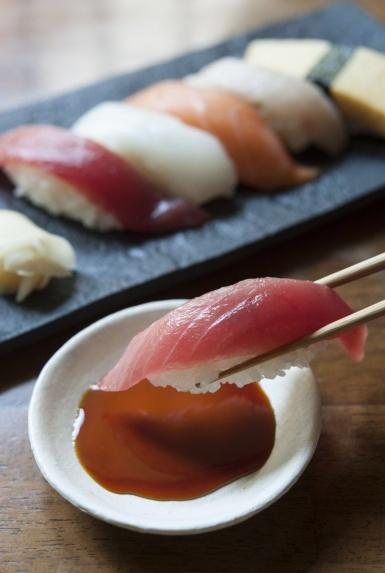 Airy Rhyme - SHOYU - Sushi