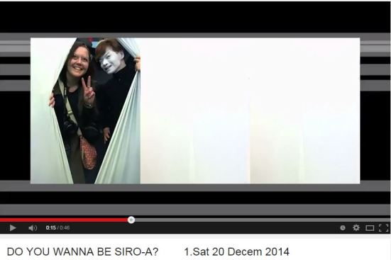 Yes, I do wanna be SIRO-A!