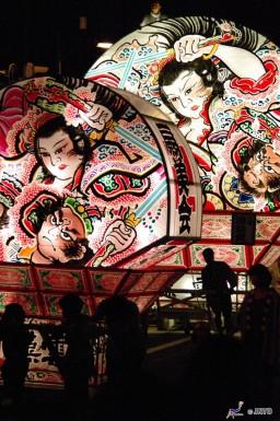 Hirosaki Neputa Festival 2011 ©Yasufumi Nishi/©JNTO