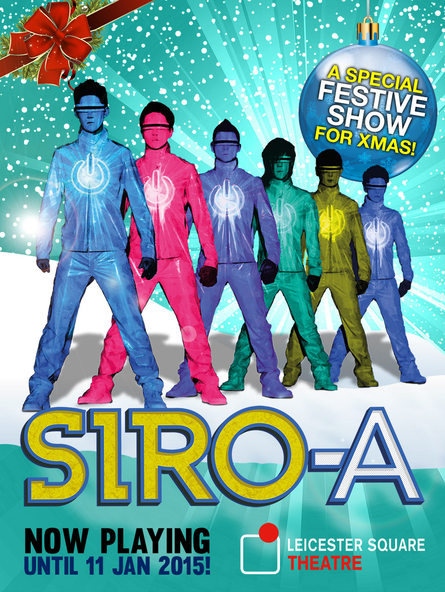 SIRO-A at the Leicester Square Theatre