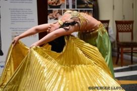 Fluer Estelle Dance School @ FestivalAsia Press Launch © Spencer Lloyd Peet