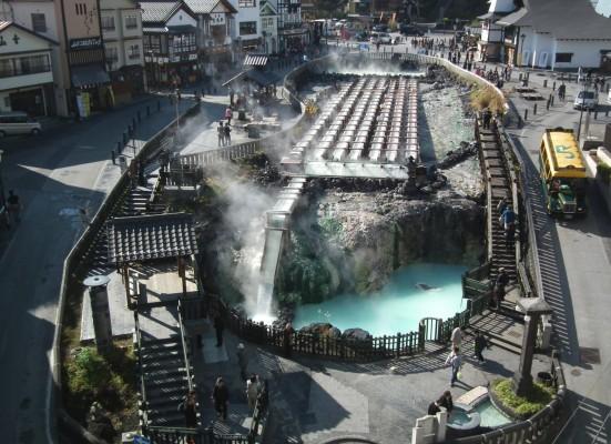 Kusatsu Hot Spring ©Kusatsu Onsen Tourism Association/©JNTO