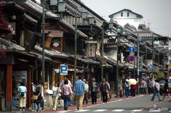 Kurazukuri street © Y.Shimizu/© JNTO
