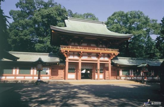 Musashi Ichinomiya Hikawa Shrine © Saitama Convention & Visitors Bureau/© JNTO