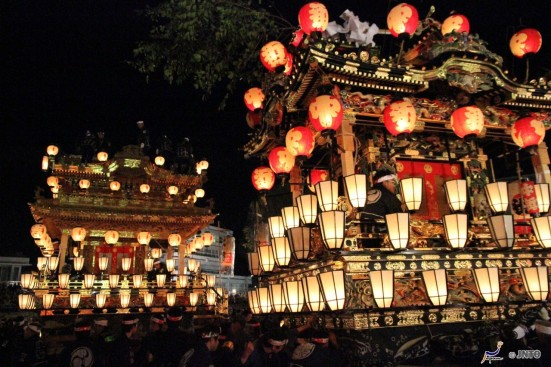 Chichibu Yomatsuri (The night festival)  ©Saitama Prefectural Tourism Division/©JNTO