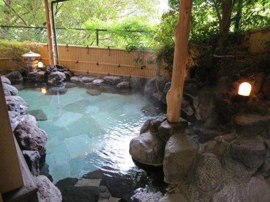 Rotenburo in Hakone