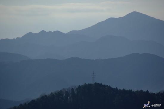 The mountains of Mount Takao ©Yasufumi Nishi/©JNTO