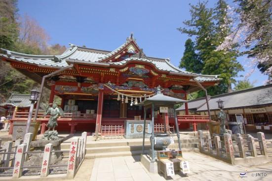 Mt. Takao Yakuoin Temple ©Yasufumi Nishi/©JNTO