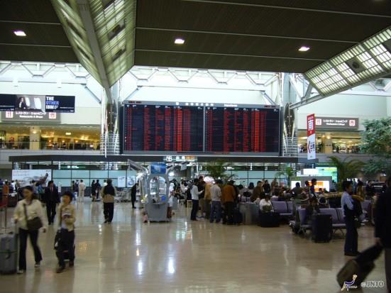 Narita Airport © Y.Shimizu/© JNTO