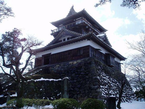 Maruoka Castle, Sakai, Fukui